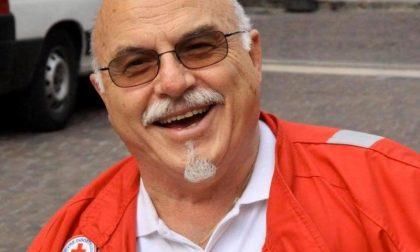 La Croce Rossa di Cremona piange Edoardo Mazzieri, volontario da oltre 30 anni