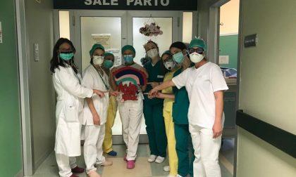 Coronavirus, partorire durante la pandemia: il racconto (dolcissimo) di mamma Alessandra