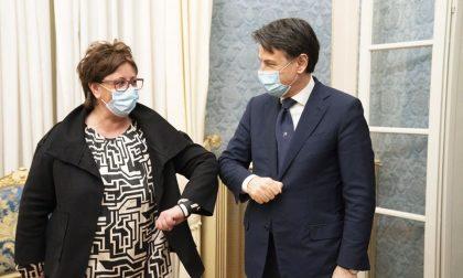 Elena, l'infermiera simbolo della lotta al Coronavirus all'incontro col Premier Conte