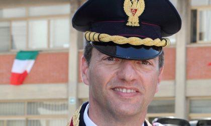 Il dott. Toscano, Primo Dirigente della Polizia di Stato, lascia Cremona per Verona