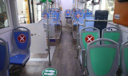 Viaggiare sui mezzi in sicurezza: le misure adottate per il trasporto urbano FOTO