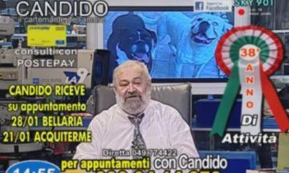 Il Mago Candido chiede il patteggiamento a 4 anni e mezzo di carcere