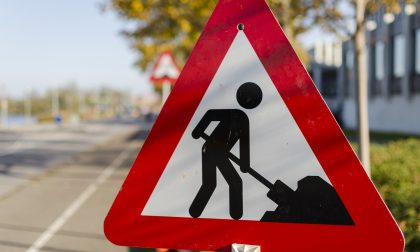 Lavori stradali: sospesa la circolazione sulla SP48 e sulla SP81
