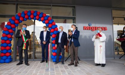 Nuovo superstore Migross: tecnologia e sostenibilità in oltre 5.000 mq