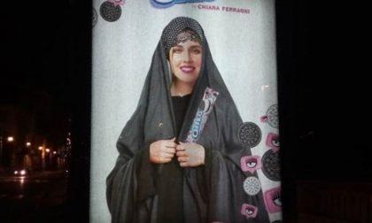 """""""Come sarebbe Chiara Ferragni se vivesse in una società musulmana?"""""""