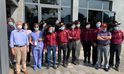 Donati due saturimetri al Pronto Soccorso dell'Ospedale di Crema