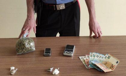 Arrestato spacciatore 28enne molto attivo nel Cremasco