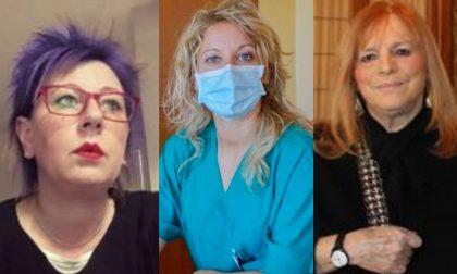 Elena Pagliarini, Annalisa Malara e Claudia Balotta insignite dell'onorificenza da Mattarella