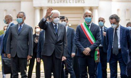Il Presidente Mattarella in Lombardia per la Festa della Repubblica