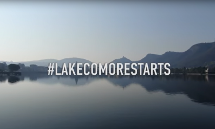 #LakeComoRestarts: lo splendore di un territorio che riparte