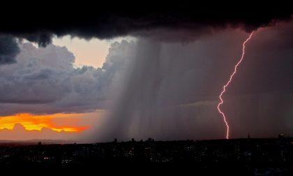 Condizioni meteo in peggioramento: l'allerta meteo passa da gialla ad arancione