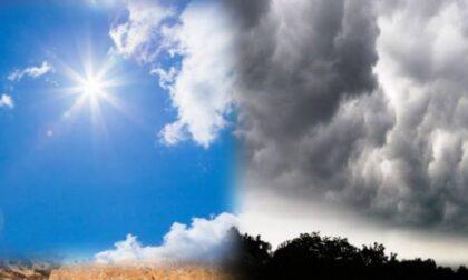 Sabato nuvoloso, domenica tempo soleggiato   Meteo weekend