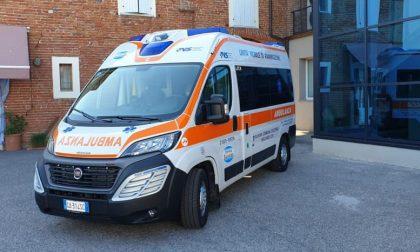 Nuova unità mobile di rianimazione alla Cremona Soccorso Onlus FOTO