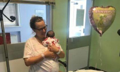 Incinta di 6 mesi guarì dal Covid con il plasma iperimmune: ora la piccola Beatrice Vittoria è finalmente venuta al mondo