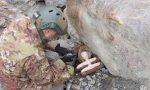 Artificieri di Cremona sul Ghiacciaio dei Forni per la bonifica di residuati bellici FOTO