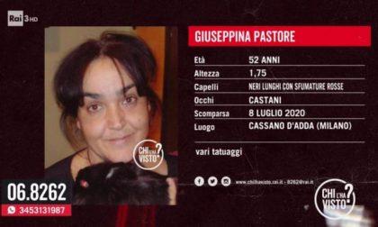 Donna scomparsa: è stata ritrovata Giuseppina Pastore