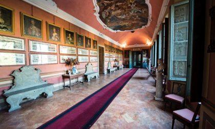 Le sale storiche di Palazzo Crotti Calciati riaprono dopo l'emergenza