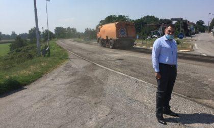 Al via le asfaltature: 800mila euro per interventi sulla rete stradale provinciale