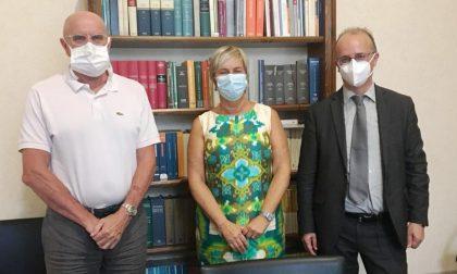 Amici dell'Ospedale dona all'ASST di Cremona un'apparecchiatura di radiologia digitale