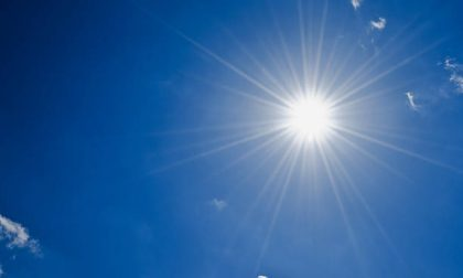 Temperature elevate e caldo afoso, è allarme ozono