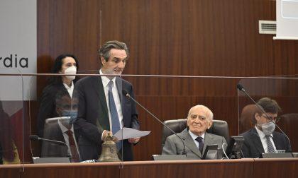 Regione Lombardia compie 50 anni e Fontana ritorna sull'autonomia lombarda VIDEO – FOTO