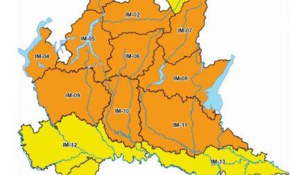 Fino a domenica maltempo senza tregua: scatta l'allerta meteo arancione in Lombardia