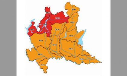 Rischio di forti temporali, è ancora allerta meteo in Lombardia