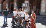 """Tappa a Cremona per""""Vento lento"""", il tour in biciche promuovela mobilità sostenibile"""