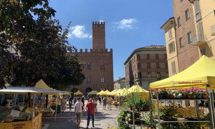 Agosto al Mercato di Campagna Amica di Cremona e Crema