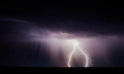 Rischio forti temporali e allagamenti nel pomeriggio di domenica 23 agosto