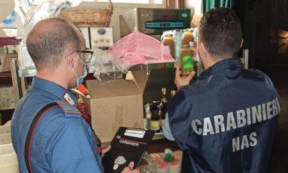 Sporco, avanzi di cibo e mozziconi di sigarette: i Nas di Cremona scovano bar in pessime condizioni igienico sanitarie