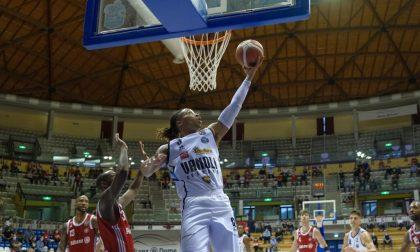 La Vanoli Cremona sconfitta all'esordio in Lega Basket dall'Allianz Trieste