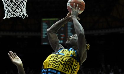 La Vanoli Basket torna da Bologna sconfitta 96-77 dalla Fortitudo