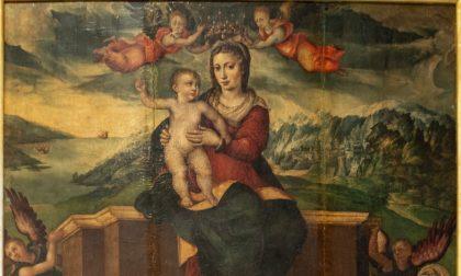 """""""Aperitivo con Sofonisba"""": per vedere da vicino il restauro della """"Madonna dell'Itria"""""""