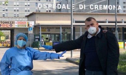 """""""A viso aperto"""" le testimonianze di chi ha vissuto l'emergenza, Cremona in primo piano FOTO"""