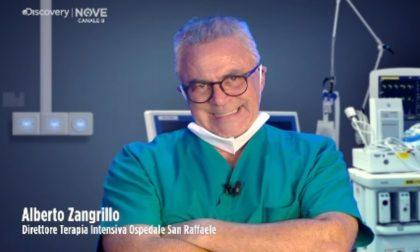 Il dott. Zangrillo diventa parodia, il comico Crozza lo imita in tv VIDEO