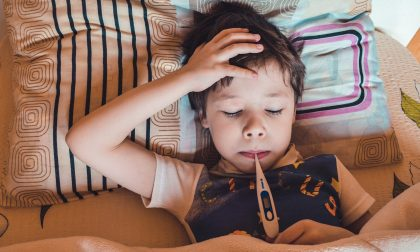 Influenza 2020, isolato il primo caso in un bambino di 9 mesi