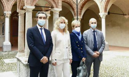 """Fontana incontra il """"Paziente 1"""" e le dottoresse Malara e Ricevuti che effettuarono la diagnosi"""