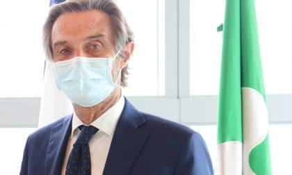 """Lombardia zona rossa, Presidente Fontana: """"Faremo ricorso"""""""