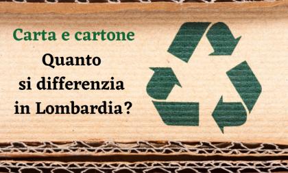 In Lombardia carta e cartone fanno la differenza: Cremona al nono posto