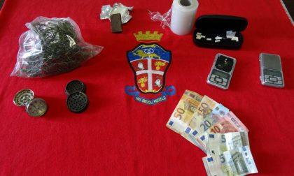 Violenta lite in casa, i Carabinieri arrivano e arrestano giovane spacciatore