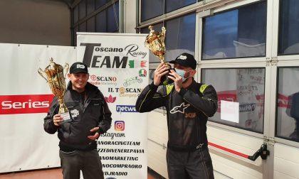 GSK European Endurance Series: il Toscano Racing Team con entrambi i team sul podio
