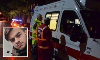 Schianto contro il pullman: Michael non ce l'ha fatta, è morto a 22 anni