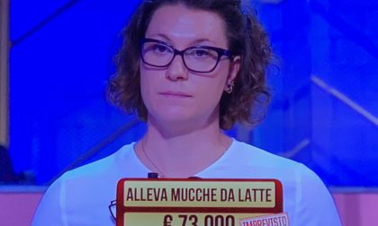 """Rossana Fassera: la passione per l'allevamento ai """"Soliti Ignoti"""" di Amadeus"""