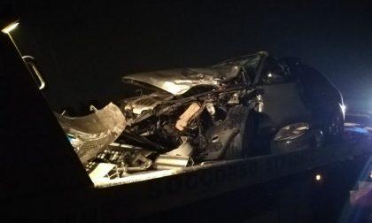Schianto mortale a Rivolta, conducente indagato per omicidio stradale