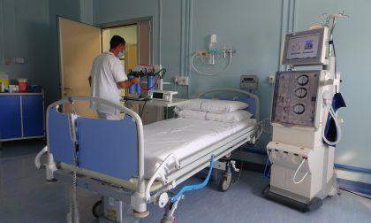 Nefrologia: conclusi i lavori per la stanza dedicata ai pazienti Covid