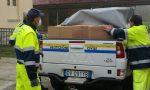 La Protezione Civile consegna kit per tamponi rapidi a 78 medici di base e pediatri del territorio FOTO