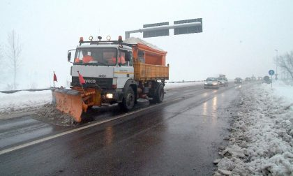 Piano neve 2020-21: mezzi pronti e interventi preventivi in provincia di Cremona