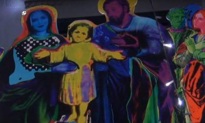 La Madonna con il volto di Chiara Ferragni nel presepe: ed è (ancora) polemica