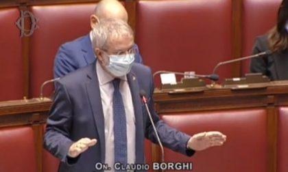 """Il deputato (leghista) contro Conte: """"L'Italia è una Repubblica fondata sul lavoro, non sulla salute o sui Dpcm"""""""